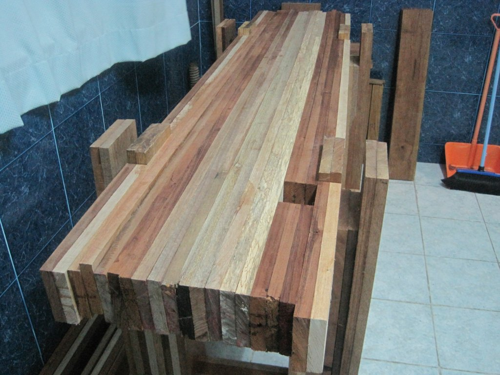 Permalink to plans for building a woodworking bench