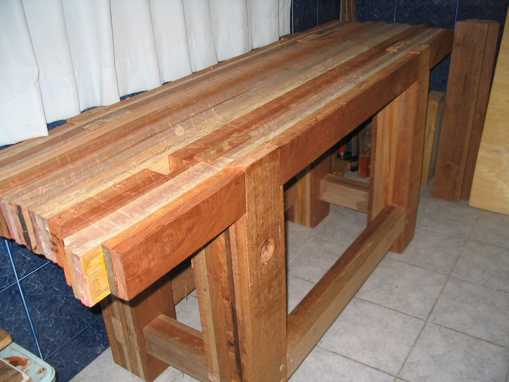 Holtzapffel Bench Part - 45: Timber Work Bench Plans